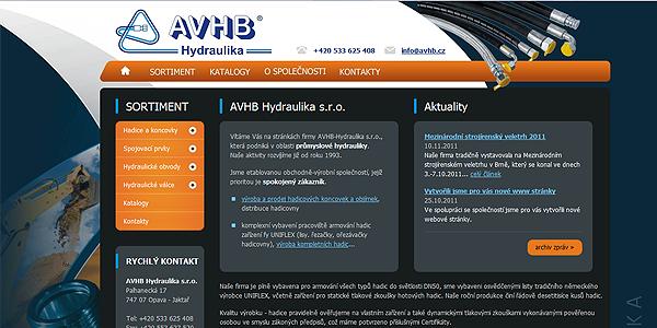 AVHB Hydraulika s.r.o.