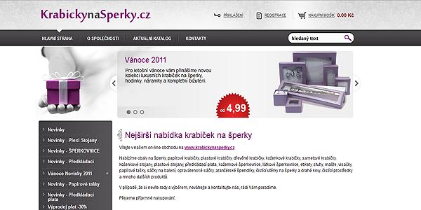 Krabičky na šperky.cz